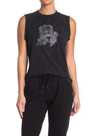 Nicole Miller Rock Royalty Muscle T-Shirt