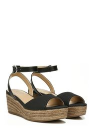 SOUL Naturalizer Bryar Wrapped Wedge Ankle Strap S