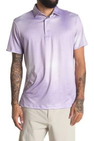TailorByrd Ombre Performance Golf Polo