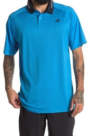 New Balance Tournament Short Sleeve Polo Shirt