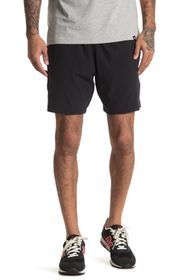 New Balance Fortitech Mid Rise Athletic Shorts