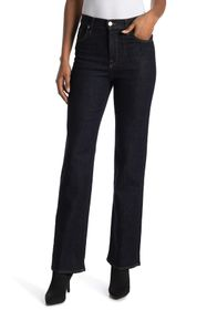 BALDWIN High Rise Relaxed Straight Leg Jeans