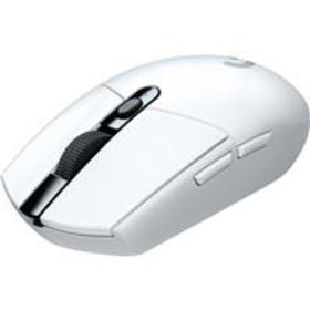 Logitech G305 LIGHTSPEED Wireless Mouse, White