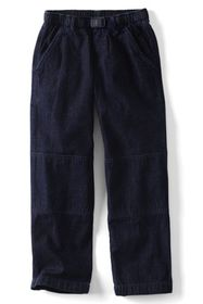 Lands End Boys Iron Knee Pull On Climber Pants