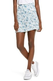 BP. Print Mini Skater Skirt