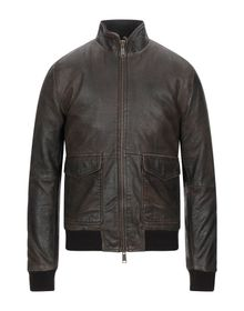 ANDREA D'AMICO - Leather jacket