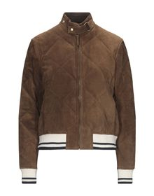 TORY BURCH - Leather jacket