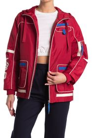 RED Valentino Piping Trimmed Jacket