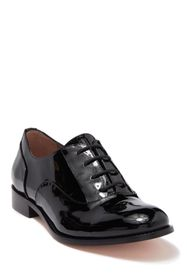 RED Valentino Ballerinas Patent Leather Oxford