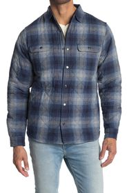 Tailor Vintage Quilted Flannel Shirt