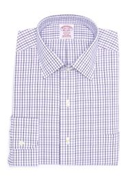Brooks Brothers Madison Fit Checkered Dress Shirt
