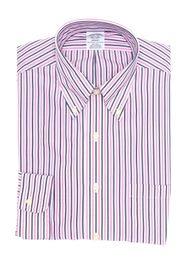 Brooks Brothers Regent Fit Bold Striped Dress Shir