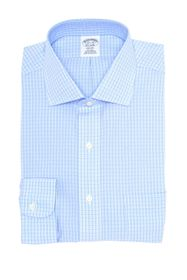 Brooks Brothers Regent Fit Split Check Dress Shirt
