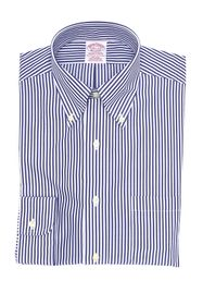 Brooks Brothers Traditional Fit Bengal Striped Dre