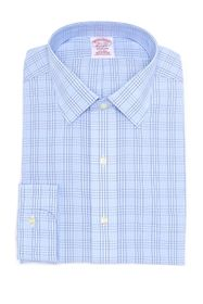 Brooks Brothers Madison Fit Glen Plaid Dress Shirt