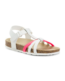 Made In Italy Sandals (Toddler)