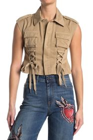 RED Valentino Laced Vest