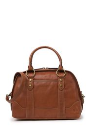 Frye Lucy Leather Domed Satchel