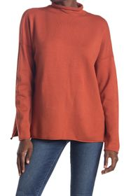 French Connection Ebba Vhari Mock Neck Sweater