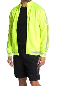 OVADIA AND SONS Ball Neon Track Jacket