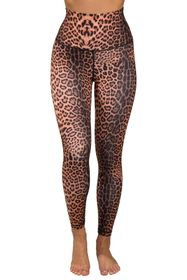 90 Degree By Reflex Animal Print High Waist Leggin