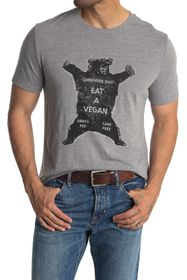 Lucky Brand 'Eat A Vegan' Graphic T-Shirt