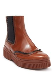Tod's Gomma Colorblock Leather Chelsea Boot