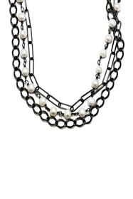 ADORNIA Black Rhodium Plated Sterling Silver Messy