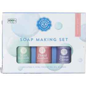 Woolzies Soap Making Essential Oil Blends - 3-Pack