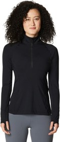 Mountain Hardwear Ghee Quarter-Zip Top - Women's