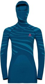 Odlo Performance Blackcomb Base Layer Top with Fac