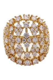 Savvy Cie 18K Yellow Gold Vermeil Sterling Silver
