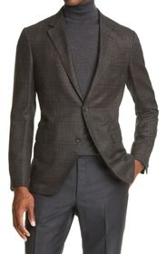 Ermenegildo Zegna Milano Easy Light Wool Blend Spo