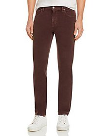 7 For All Mankind - Slimmy Slim Fit Jeans in Port