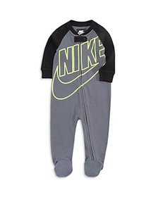Nike - Unisex Futura Footie Coverall - Baby