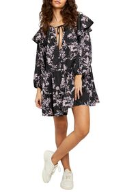 Free People Sunbaked Swing Dress
