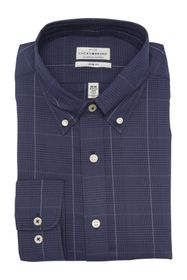 Lucky Brand Glen Plaid Slim Fit Shirt