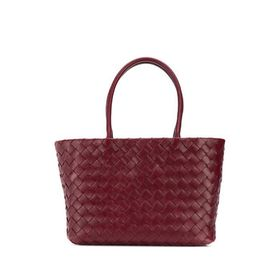 Bottega Veneta Bottega Veneta New Cesta Red Small