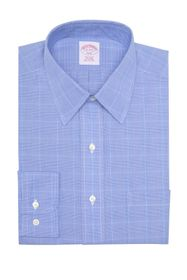 Brooks Brothers Patterned Regular Fit Dress Shirt