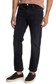 True Religion Geno No Flap Straight Leg Jeans