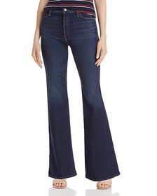 MOTHER - The Doozy Bootcut Jeans in Bombay Lost An
