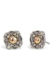 Savvy Cie Two-Tone 18K Gold & Sterling Silver Elab
