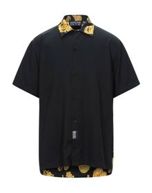 VERSACE JEANS COUTURE - Solid color shirt