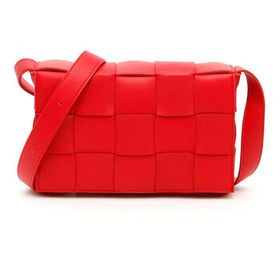 Bottega Veneta Bottega Veneta Cassette Red Ladies
