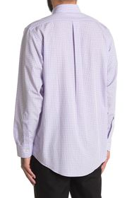 Brooks Brothers Check Regent Fit Dress Shirt