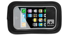 Nathan Fusion Series Weather Resistant Phone Pocke