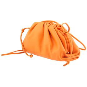 Bottega Veneta Bottega Veneta Orange The Pouch 20