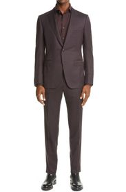 Ermenegildo Zegna Wool & Silk City Suit