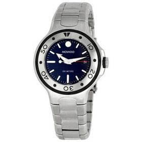 Movado Movado 800 Series Quartz Blue Dial Men's Wa