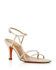 Maryam Nassir Zadeh - Women's Strappy High Heel Sa